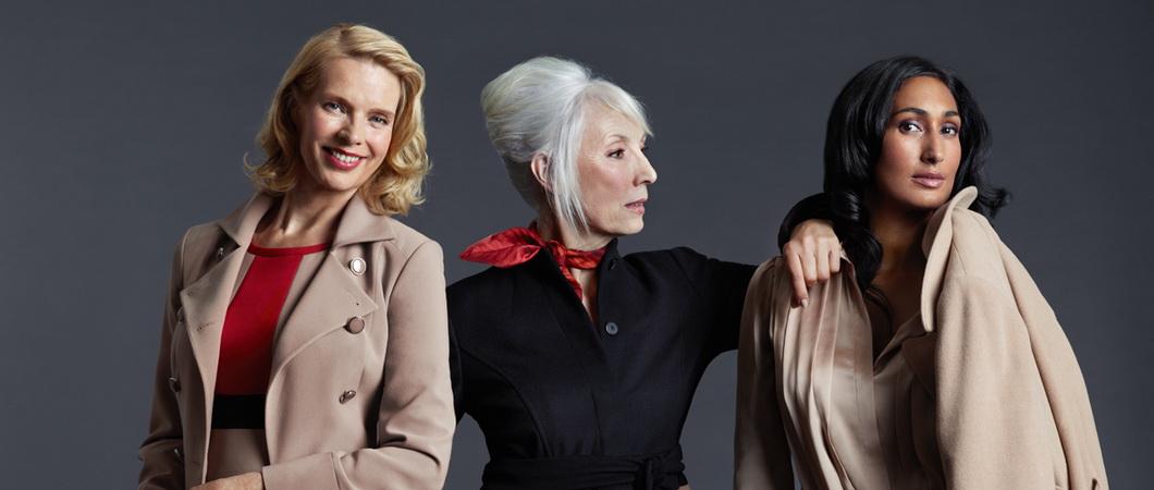 Стиль женщин после 40, 50 и 60 лет