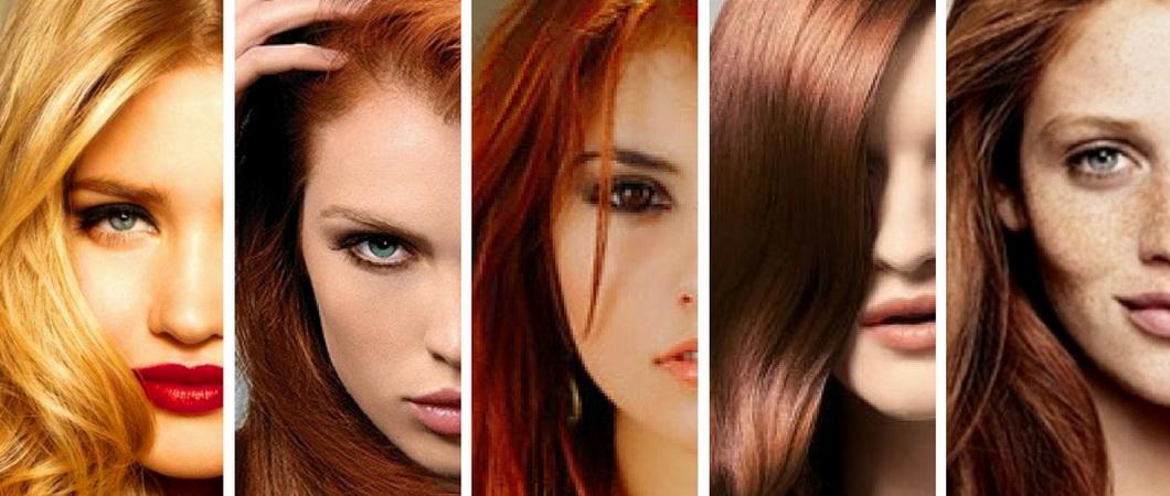 Краска для волос по цветотипу внешности