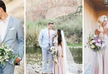 Актуальные свадебные наряды