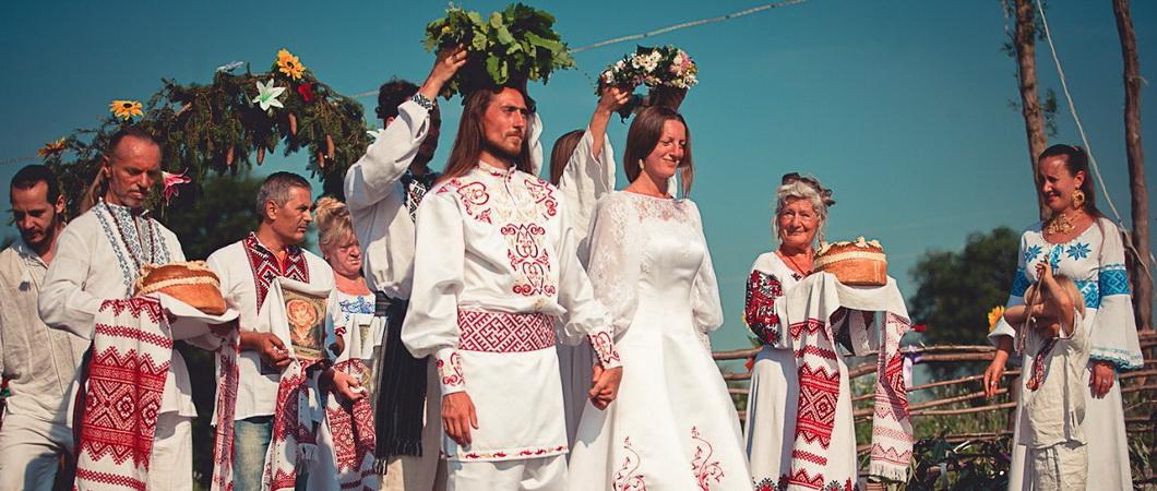 Традиции свадебного этикета на Руси