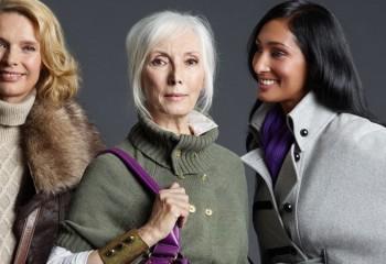 Стильный гардероб женщины после 40 лет