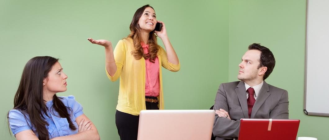 Телефонный этикет в деловом общении
