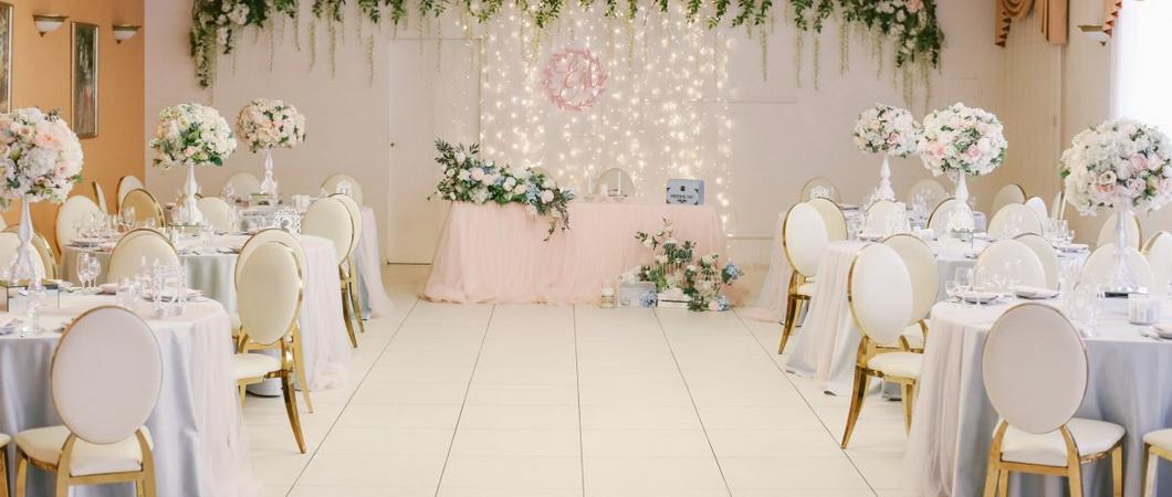 Свадебный банкет: особенности проведения