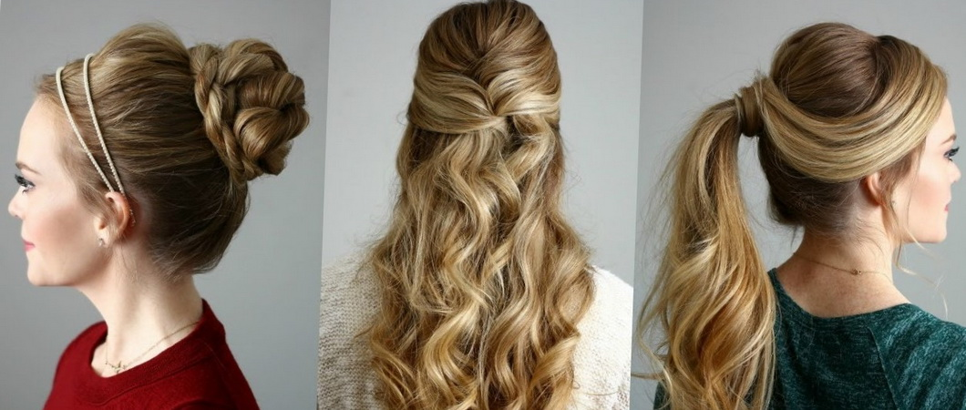 Женские причёски: популярные варианты