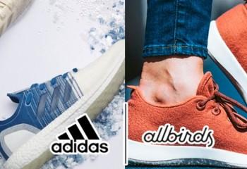 Adidas и Allbirds объединились для производства «чистой» обуви