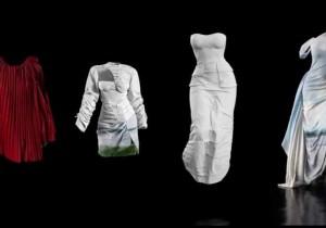Дизайнер из Конго презентовала 3D-коллекцию