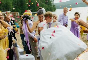 Свадебный этикет: правила и традиции