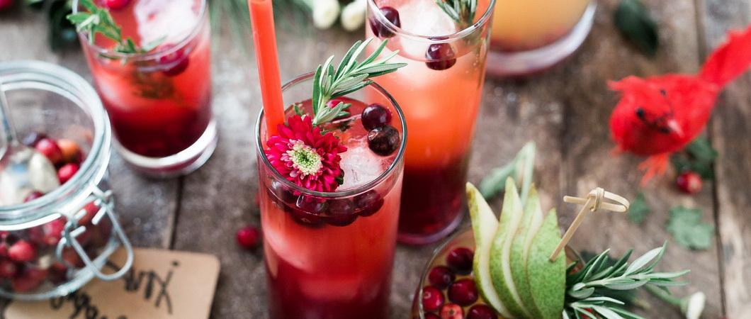 Рецепты пунша на основе водки