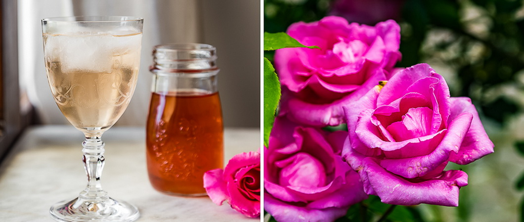 Как сделать шампанское из роз