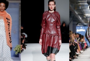 Платья на осень: модные тенденции