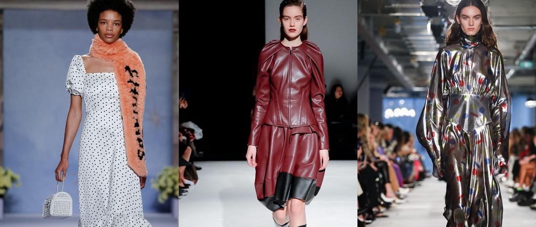 Платья на осень: модные тенденции 2020-2021