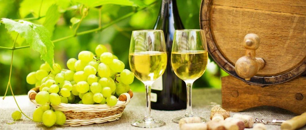 Быстрое шампанское из винограда