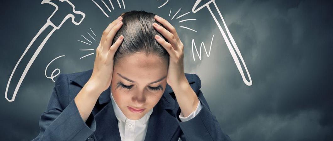 Стресс: причины и симптомы