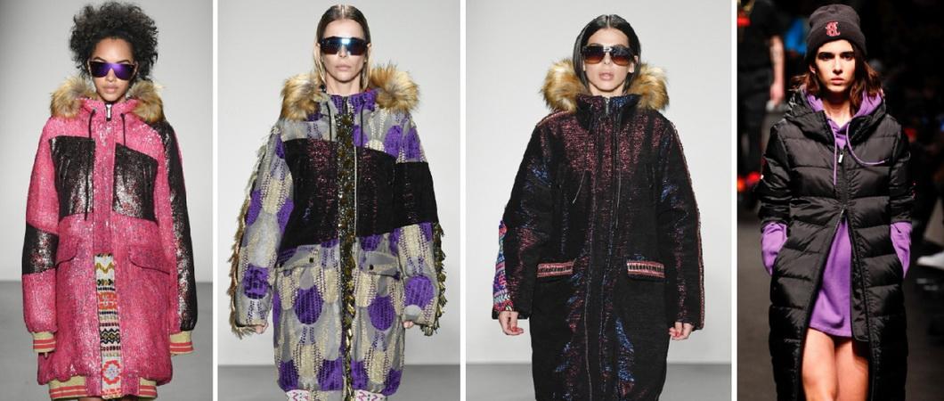 Женские куртки от топовых брендов 2020-2021
