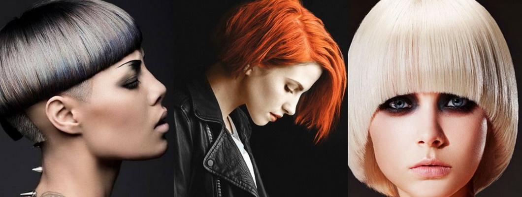 Окрашивание волос: правила и технология