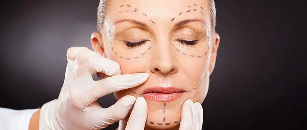 Подтяжка кожи на лице и теле