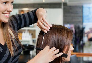 Инструменты и приемы стрижки волос