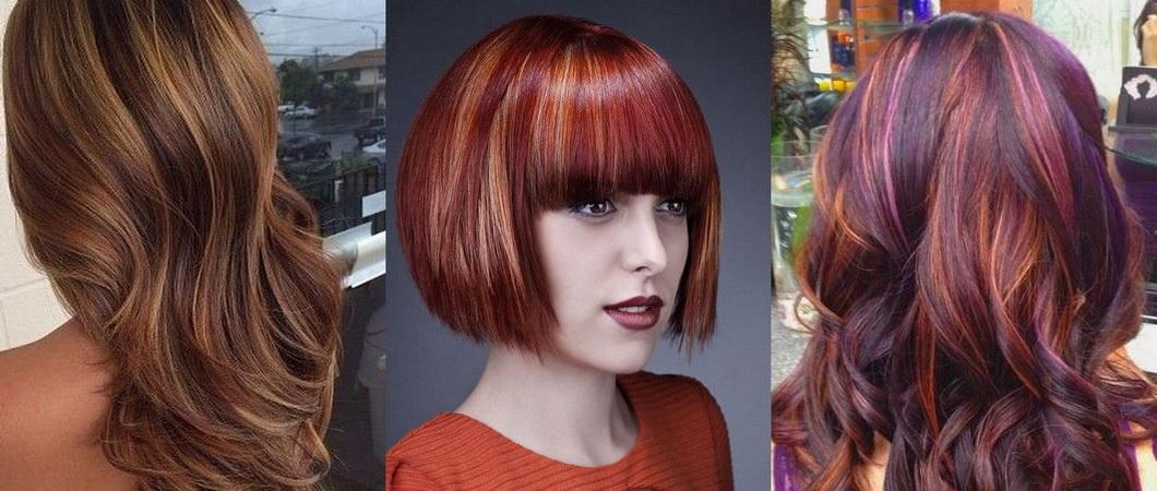 Современные методы окрашивания волос