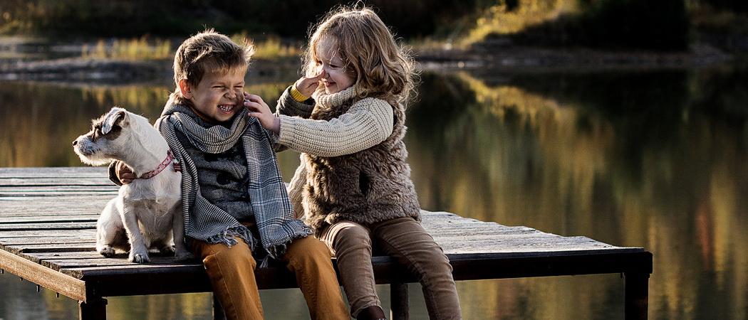 Про детскую дружбу