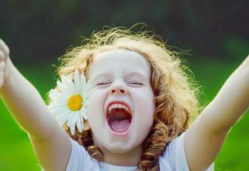 Жизнерадостный ребенок: как воспитать оптимиста