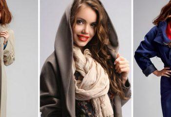 Женские пальто модных брендов