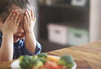 Почему дети плохо едят
