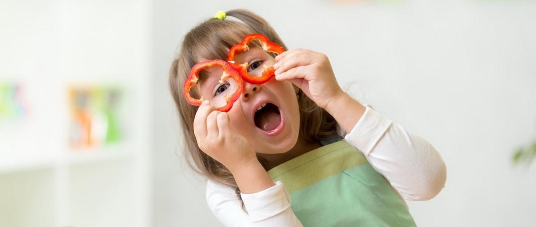Основы правильного питания ребенка
