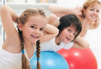 Организация двигательной активности ребенка