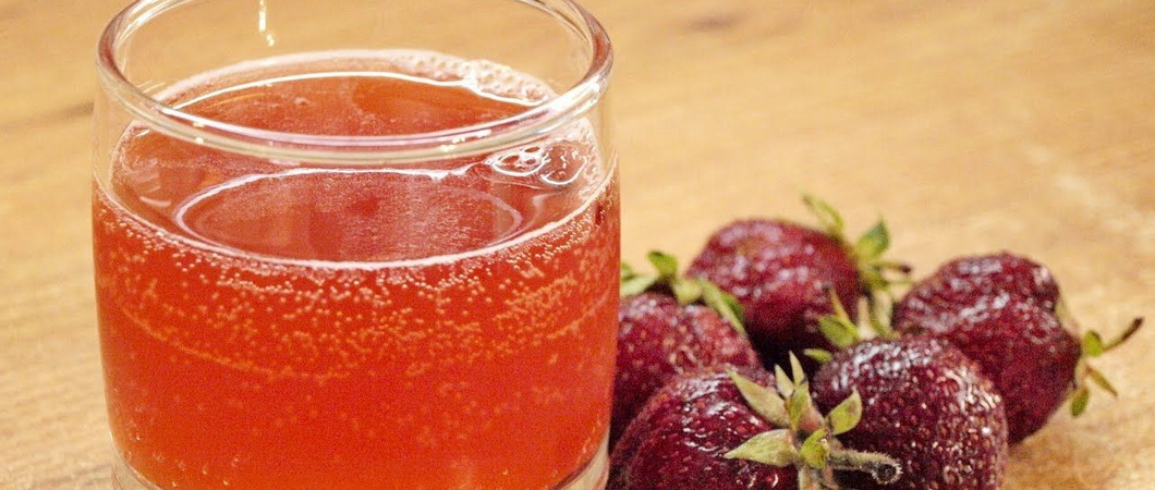 Квас из фруктов и ягод
