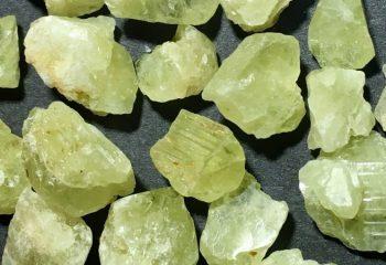 Бразилианит – камень гадалок и магов