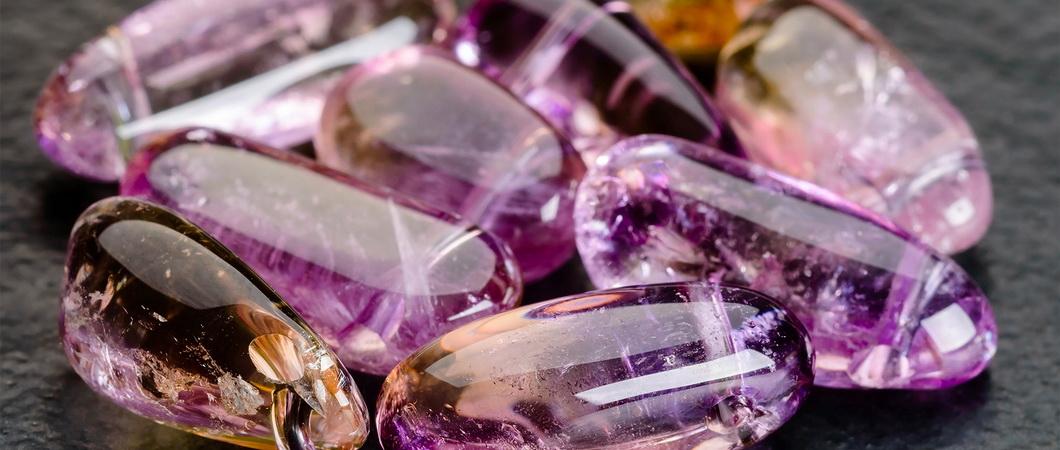 Аметрин – камень единения и равновесия
