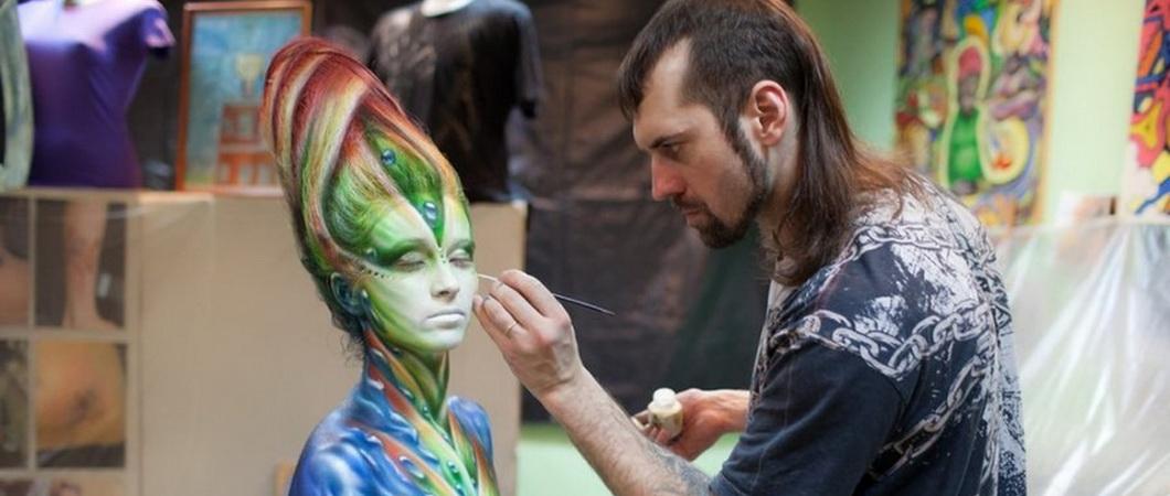 Обучение боди-арту