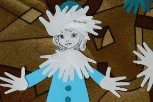 Поделка «Снегурочка» своими руками