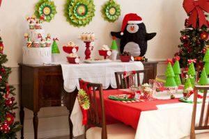 Как украсить дом к Новому году