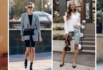 Женские велосипедки: модные тренды