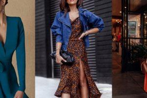 Как подобрать платье: основные правила выбора