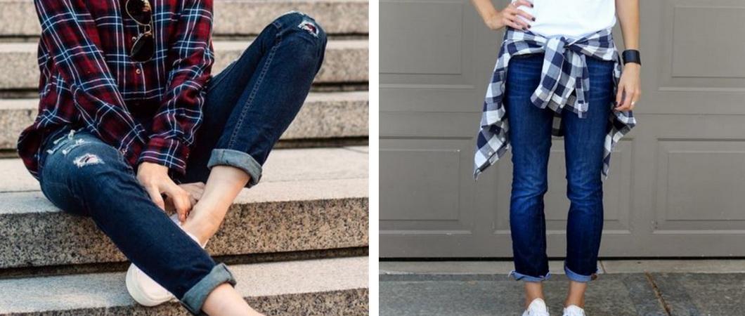 Женские джинсы: стильные тренды