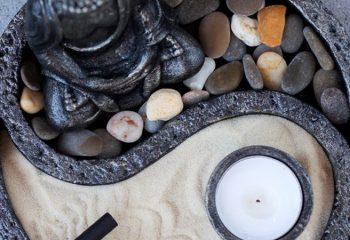 Камни фэн-шуй и Инь и Ян