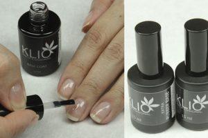 Запечатывание ногтей гель-лаком и воском