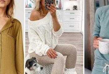 Стильная женская одежда для дома