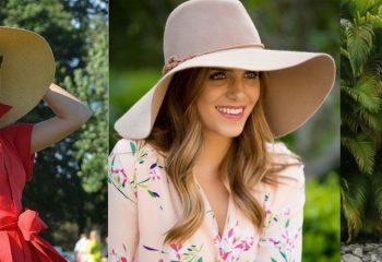 Стильные летние шляпы для дам всех возрастов