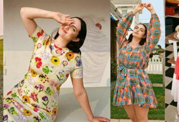 Женская летняя одежда для полных