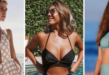 Пляжная мода для женщин: тенденции 2021 года