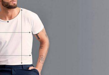 Размеры шорт: таблицы с расшифровками