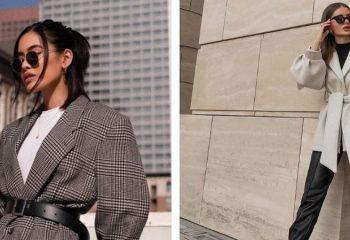 Женские пиджаки с объемными плечами