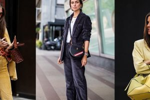 Вельветовая одежда для женщин