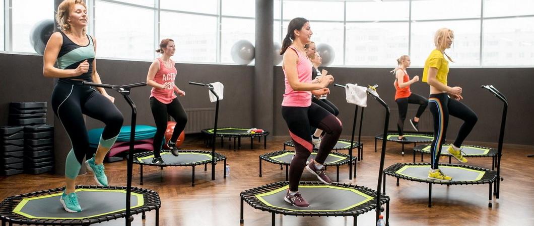 Джампинг для похудения и укрепления мышц