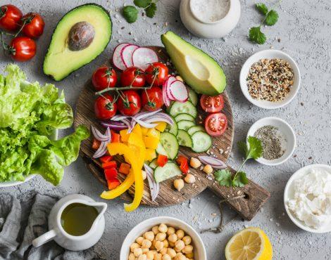 Сбалансированное питание: принципы и рацион