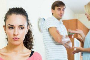 Отношения между свекровью и невесткой