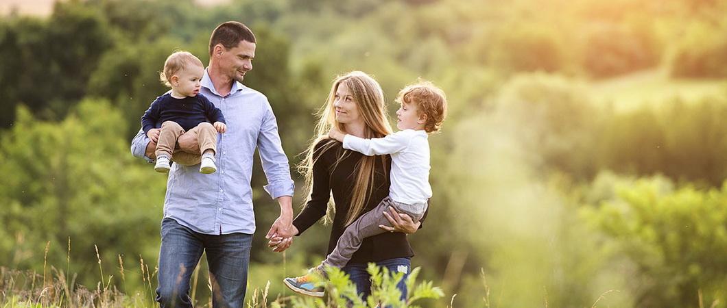 Как выстроить отношения с детьми мужа